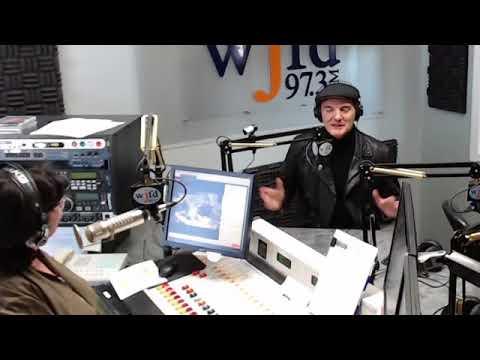 Miguel Angelo na WJFD 97.3FM