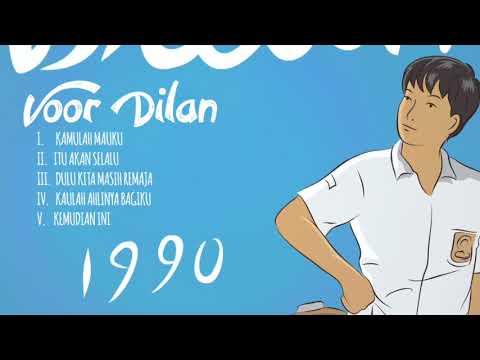 Soundtrack Dilan 1991 OST - Album Voor Dilan