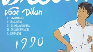 Soundtrack Dilan 1991 OST - Album Voor Dilan