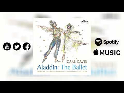 Carl Davis, 'Spirits Of The Wind', Aladdin: The Ballet