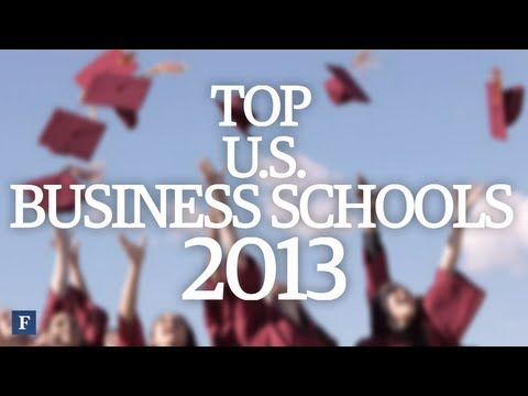 Top 10 U.S. Business Schools 2013 | Forbes