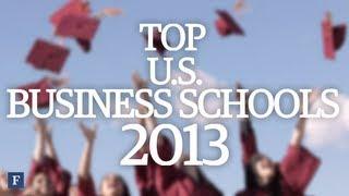 Top 10 U.S. Business Schools 2013 | Forbes