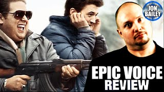WAR DOGS & 3 S**T FILMS (Epic Voice Review)