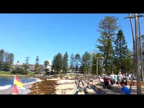 Australia -  Sydney - Dee Why Beach - HD 02