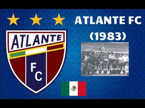 LOS CAMPEONES DE CONCACAF CHAMPIONS LEAGUE