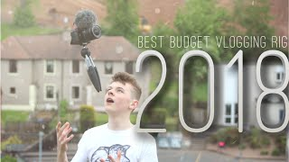BEST BUDGET VLOGGING RIG 2018 *CANON EOS M3*