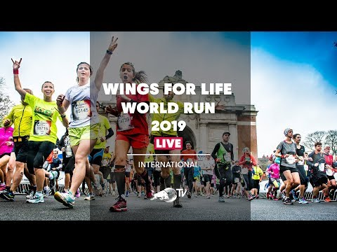 REPLAY Wings for Life World Run 2019 | G...