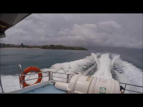 Sanur Bali to Nusa Penida boat ride