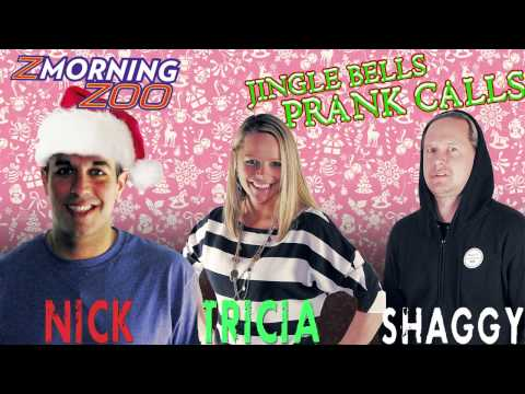 Dude FLIPS Out over Christmas PRANK CALL