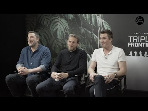 Lobo Skits #1: Netflix's Triple Frontier: Ben Affleck's Cheat Meal? Charlie Hunnam's Daily Driver?