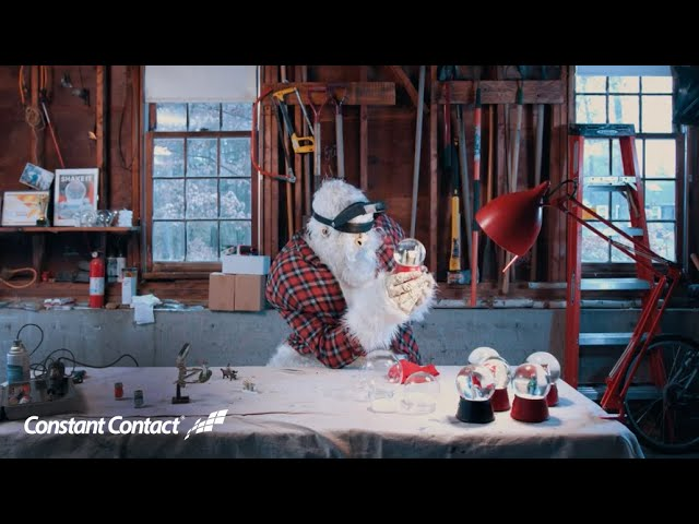The Approachable Snowman | Constant Contact