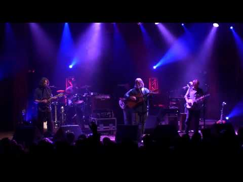"Leftover Salmon - ""Tangled Up in Blue"" & ""Two Trains"" 11-25-11 SBD HD tripod"