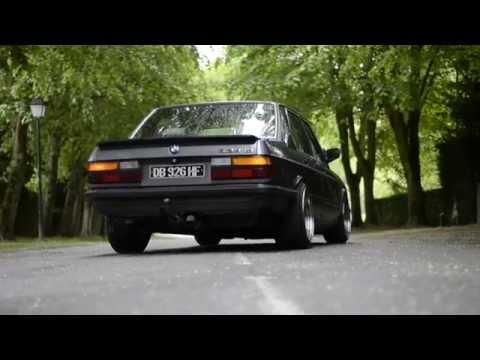 Kingston's BMW E28