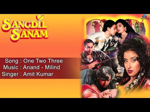 Sangdil Sanam : One Two Three Full Audio Song |...