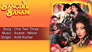 Sangdil Sanam : One Two Three Full Audio Song | Salman Khan, Manisha Koirala |