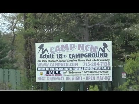 Nude Camp In Wisconsin - YouTube