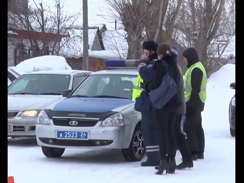 Двойное убийство в Назарово