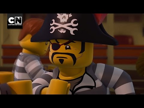 Tiger Widow | Ninjago | Cartoon Network
