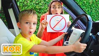 블라드와 니키와 아이들을위한 간단한 규칙 | 어린이를위한 편집 비디오
