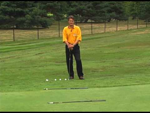 Golf Tip: Chipping – Baseball Drill; Steven Bann