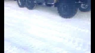 Зимник на Карское море