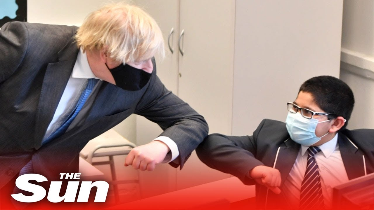 Defiant Boris Johnson insists COVID-19 lockdown will NOT be eased earlier than roadmap