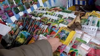 'Королева Колеусов' на ежегодной весенней садово-огородной торговой  выставке-ярмарке