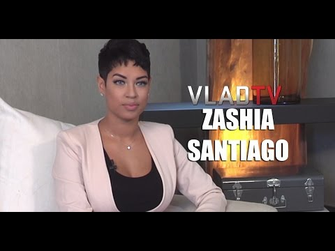 Zashia Santiago Recalls Pregnancy At 15