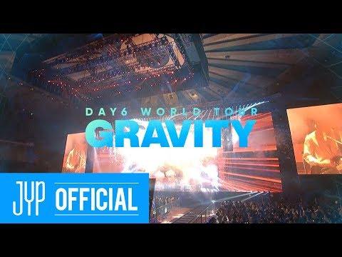 Imagini pentru DAY6 WORLD TOUR 'GRAVITY' SPOT