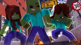 - Голодные Дети Зомби, Кто Твоя Семья в Майнкрафт Who s Your Family Minecraft Roleplay Зомби семья