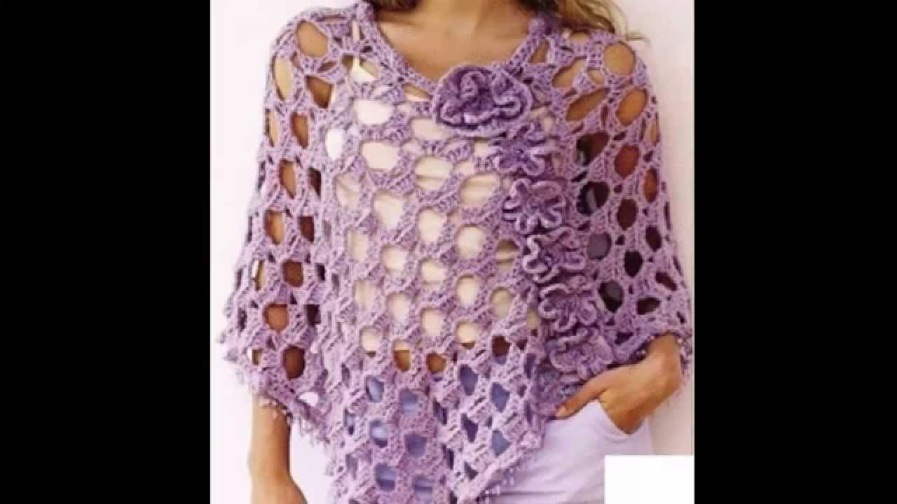 Capa Calado Fácil a crochet - YouTube