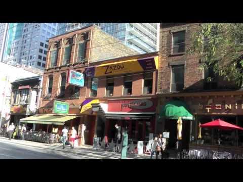 Walking Toronto's Entertainment District - King Street West