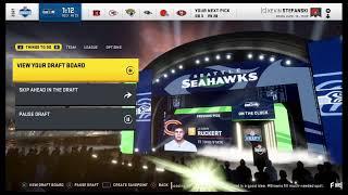 2021 NFL DRAFT Simulation