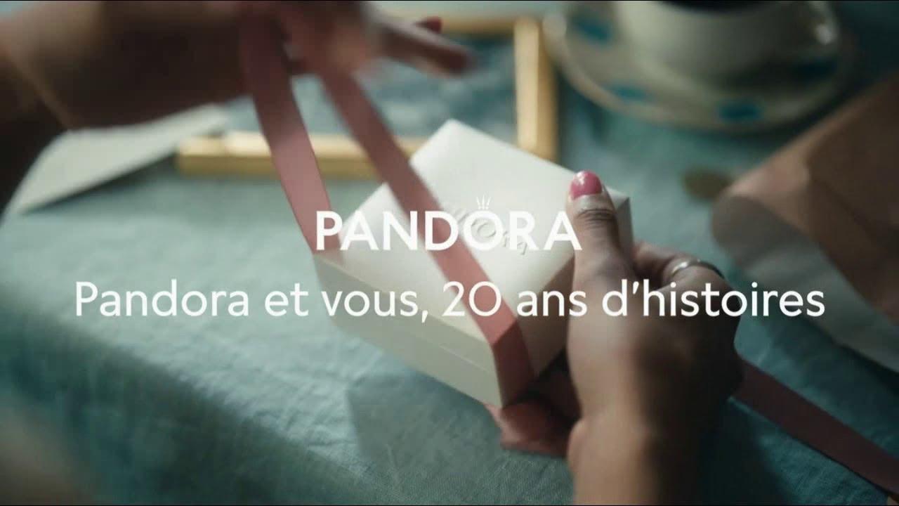 """Musique de la pub Pandora """"et vous 20 ans d'histoires"""" """"premier…""""  Mai 2021"""