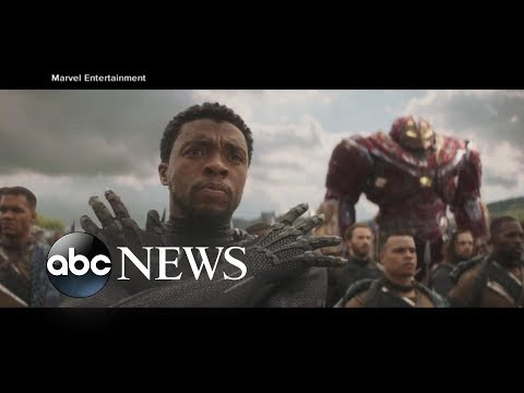 New trailer for 'Avengers: Infinity War' released