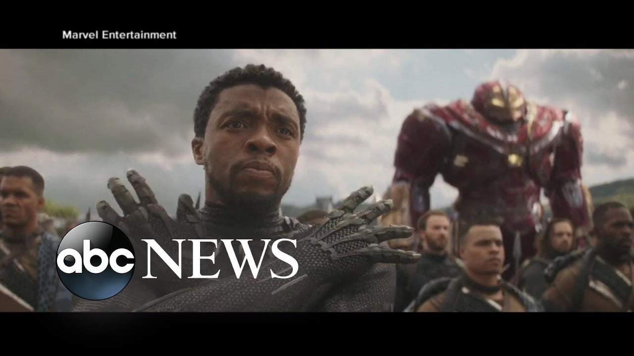 new trailer for 'avengers: infinity war' released - youtube