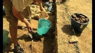 Picchetto l'Archeologo: lo scavo