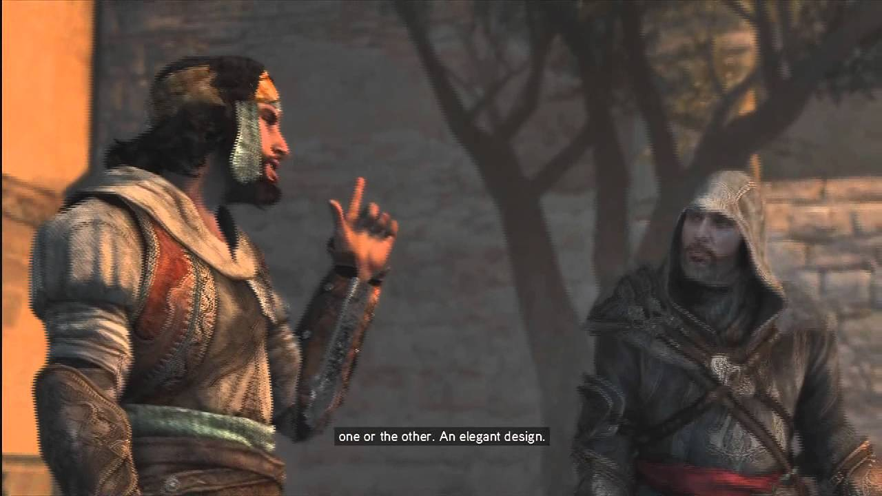 Assassins Creed Revelations Using The Hook Blade Youtube