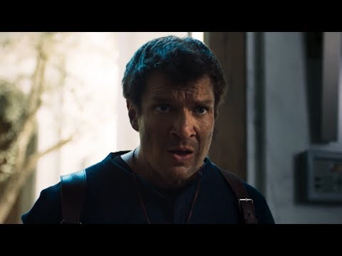 Uncharted  Film: Nathan Fillion as Nathan Drake Exclusive