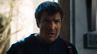 Uncharted Fan Film: Nathan Fillion as Nathan Drake Exclusive Clip