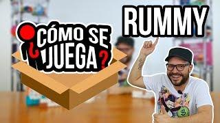 Cómo Se Juega Rummy Youtube
