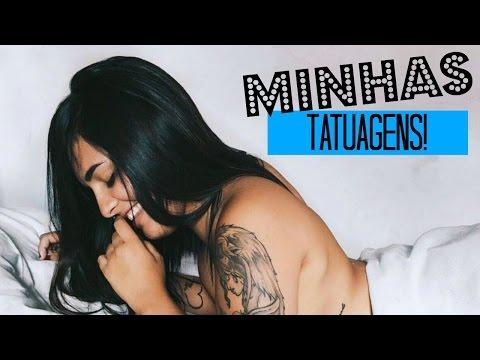 MINHAS TATUAGENS!