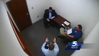 Watch: Moore police interrogate former state Sen. Ralph Shortey after being found in motel with teen