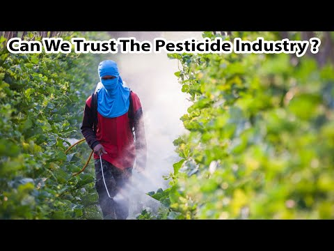 Can We Trust The Pesticide Industry To Keep Our Food System Healthy?