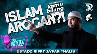 LIVE KAMU BILANG ISLAM AROGAN Ustadz Rifky Ja far Thalib
