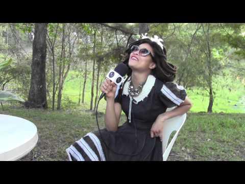 Valerie June Interview at Bluesfest Byron Bay (Australia)