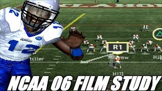WHY I RUN PLAY ACTION ON 3RD AND LONG - NCAA 06