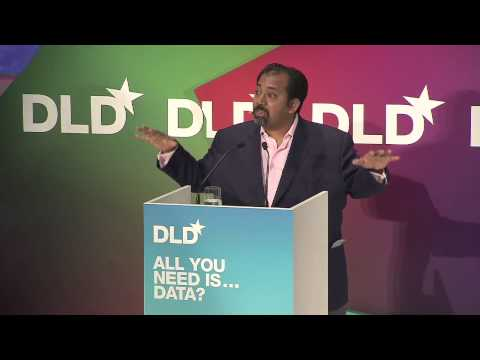 Vijay V. Vaitheeswaran - Need, Speed and Greed (DLD 2012 ...