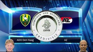 Prognose & Vorschau für ADO Den Haag gegen AZ  22/09/2019 - Fußballprognosen