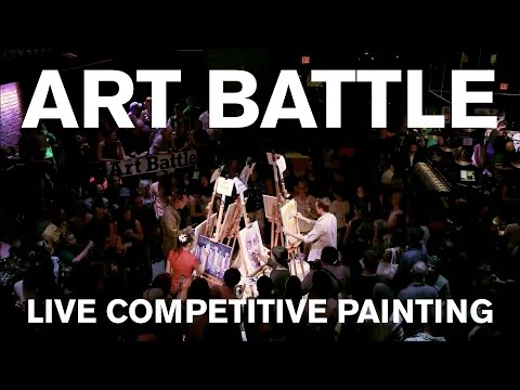 Art Battle - Live Competitive Painting